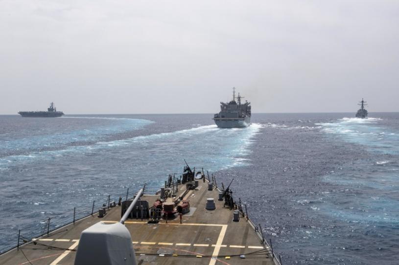 The Pepsi Navy