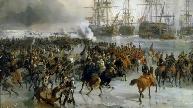 The Battle of Den Helder